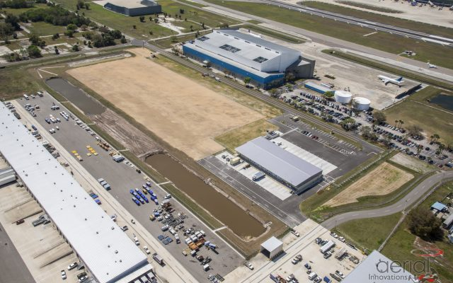 Tampa International Airport, Concessions Receiving & Distribution Center