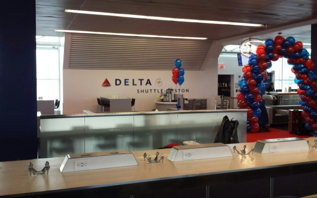 Delta Boston Shuttle Renovations