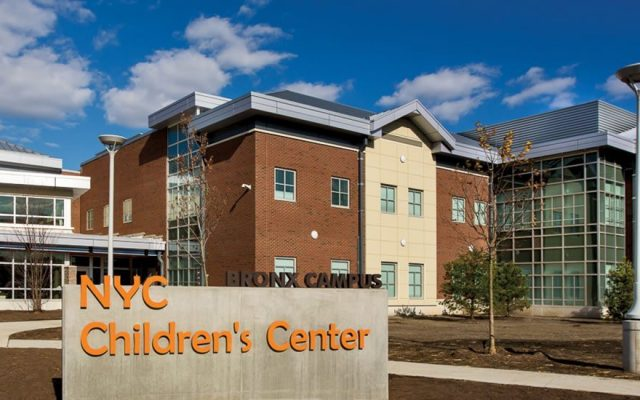 NYC Children's Center Bronx Campus & Central Services Building