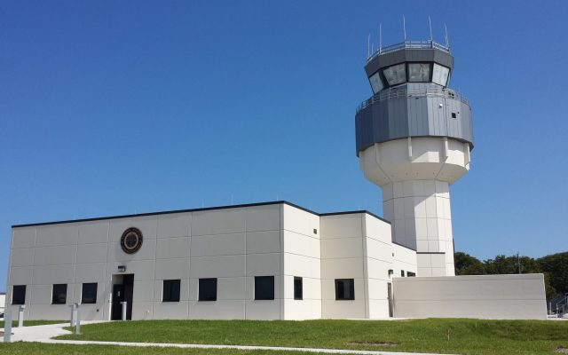 FAA, Air Traffic Control Tower Facility & Base
