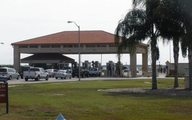MacDill AFB, Tampa, AT/FP Gates & Visitors Centers