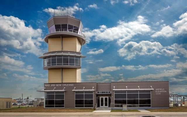 Naval Air Station Joint Reserve Base, New Orleans, Air Traffic Control Tower