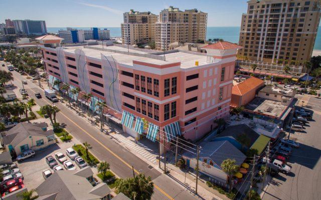 North Beach Parking Plaza