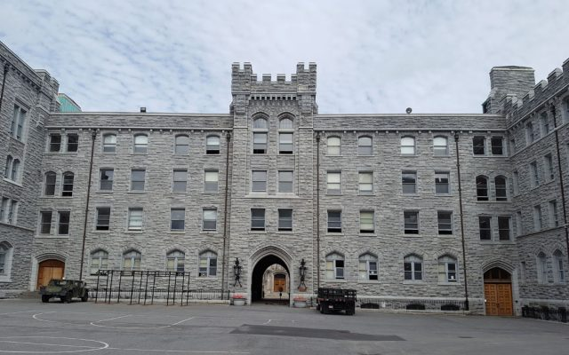 U.S. Military Academy, Renovation & Modernization of Pershing Barracks