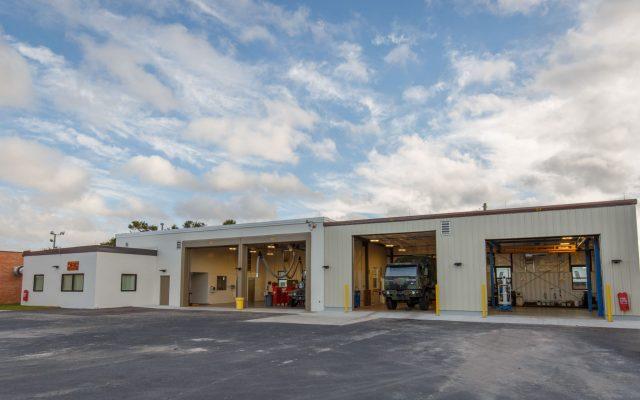Sarasota FMS #14 Renovation