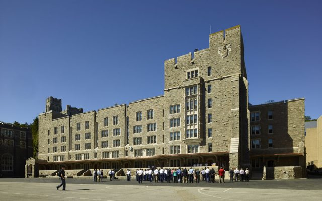 USMA at West Point, Design/Build Restoration & Modernization of Scott Barracks