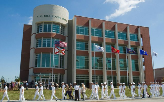 University of South Florida, Joint Military Leadership Center