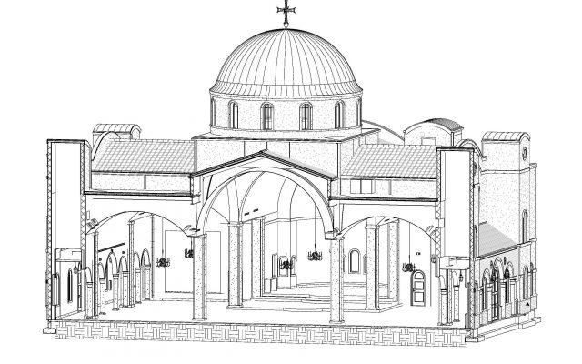 Holy Trinity New Sanctuary, Matheos Hall Addition & Site Improvements
